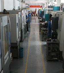 90台CNC全天加工