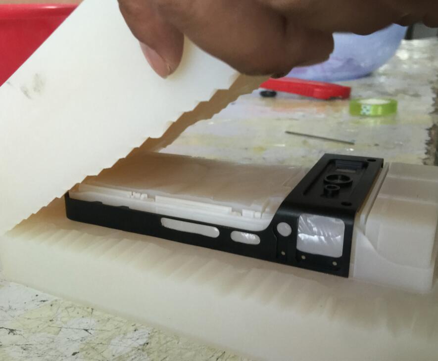 小批量复模手板