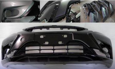 汽车保险杠手板