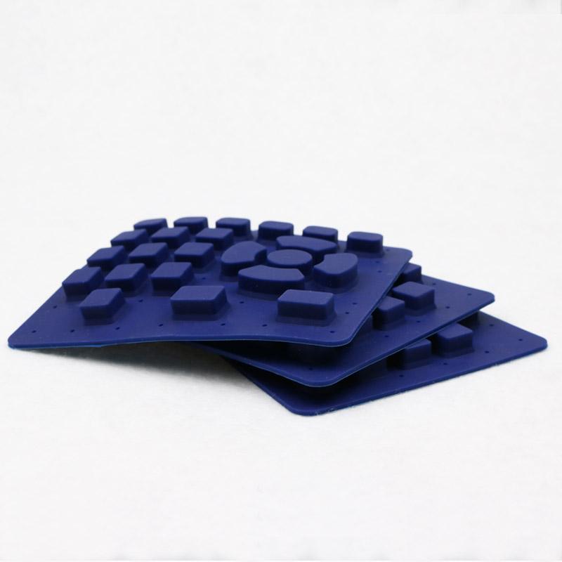 硅胶手板件