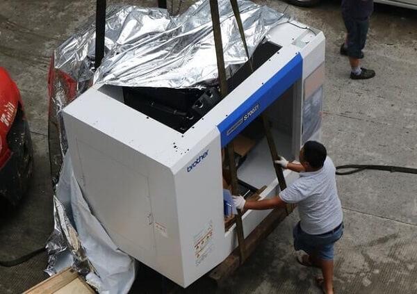 日本加工设备