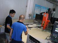 机器人手板加工设备