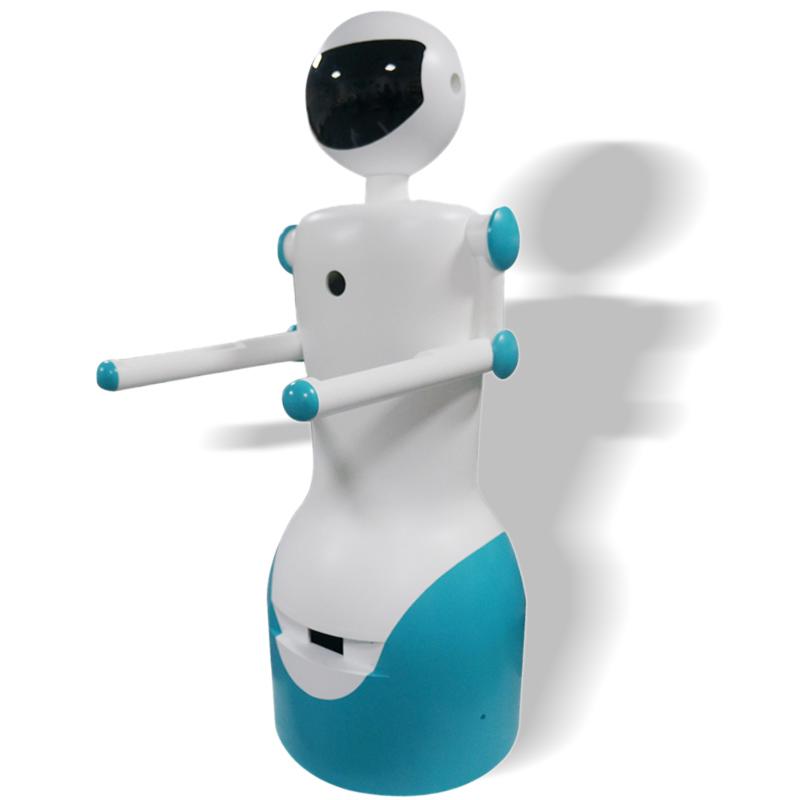 机器人手板模型