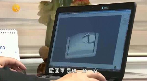 凤凰卫视采访