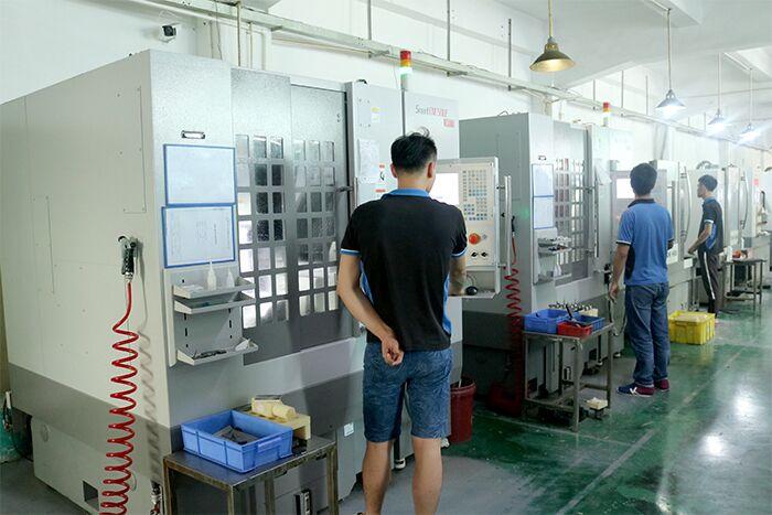 高精度手板-五轴机加工设备