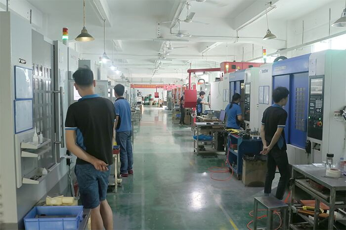 手板厂-加工设备